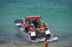 Sea Hunter Launch